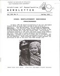 Archives of Appalachia Newsletter (vol. 14, no. 2, 1993) by East Tennessee State University. Archives of Appalachia.