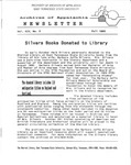 Archives of Appalachia Newsletter (vol. 14, no. 3, 1993) by East Tennessee State University. Archives of Appalachia.