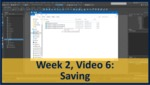 Week 02, Video 06: Saving