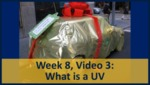 Week 08, Video 03: What is a UV by Gregory Marlow