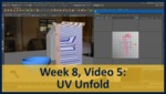 Week 08, Video 05: UV Unfold by Gregory Marlow
