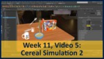 Week 11, Video 05: Cereal Simulation 2 by Gregory Marlow