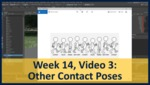 Week 14, Video 03: Other Contact Poses by Gregory Marlow