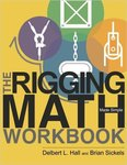 The Rigging Math Made Simple Workbook by Delbert L. Hall and Brian Sickels