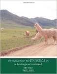 Introduction to STATISTICS in a Biological Context