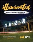 Illuminated Magazine by ETSU School of Graduate Studies