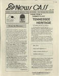 News CASS: Newsletter of the Center for Appalachian Studies and Services (fall, 1994) by East Tennessee State University. Center for Appalachian Studies and Services.