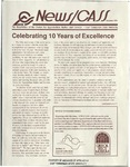News CASS: Newsletter of the Center for Appalachian Studies and Services (summer, 1994)