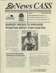 News CASS: Newsletter of the Center for Appalachian Studies and Services (summer/fall, 1997) by East Tennessee State University. Center for Appalachian Studies and Services.