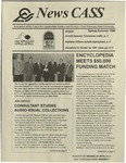 News CASS: Newsletter of the Center for Appalachian Studies and Services (spring/summer, 1998) by East Tennessee State University. Center for Appalachian Studies and Services.