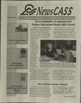 News CASS: Newsletter of the Center for Appalachian Studies and Services (spring, 1999)