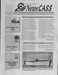 News CASS: Newsletter of the Center for Appalachian Studies and Services (winter/summer, 2000)