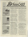 News CASS: Newsletter of the Center for Appalachian Studies and Services (fall, 2001)
