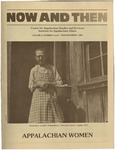 Now and Then, Vol. 02, Issues 01-02, 1985 by East Tennessee State University