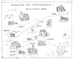Points of Interest Along the Interstate 81 Corridor - 1978 by First Tennessee-Virginia Development District