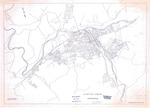 Elizabethton, Tennessee Zoning Map 1966 by Tennessee State Planning Commission