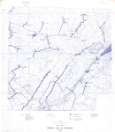 Pipeline Map of Tennessee (East Central Sheet) - 1983 by Tennessee Department of Conservation