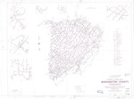 General Highway Map - Washington County, Tennessee - 1985 by Tennessee Department of Transportation