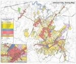 Johnson City Zoning Map - 2021 by Johnson City GIS Division