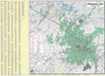 Johnson City, Tennessee Streets, 2014 by Johnson City GIS Division